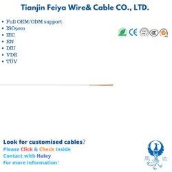 Agrandir la qualité Imagetop UL1007 0.5mm 0,75 mm 1 mm 4 mm de 1,25 mm Flry-A TPG TXL Cabletop Flry Gxl Avss Auto UL1007 de la qualité de 0.5mm d'0,75mm 1 mm 4 mm de 1,25 mm Flry-a