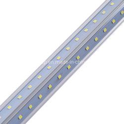 Niedriges v-förmiges 240deg Leuchtstoff LED helles Gefäß des Aluminium-1800mm 6FT 42W G13