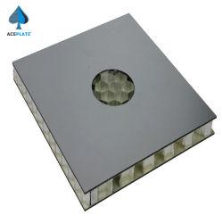 Material de Construcción aislada en forma de panal de aluminio panel sándwich de núcleo para la pared interior