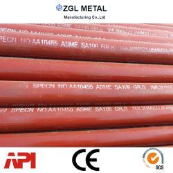 ASTM A106 A53 Gr/API 5L GRB/ A179, A192 Dicke Wand / dünne Wand Carbon nahtlose Stahlrohr / Verzinkte Rohr Hochtemperatur-Service