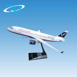 Hambourg Airways A320 37,6 cm 1/100 Handmade Modèle Plan d'Airbus