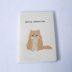 Best Selling DIY diário artesanais presente de promoção note book