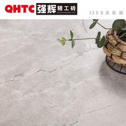 Dekorative Rustikale Fliesen aus Keramikboden mit unebenem Kunstfelsen-Panel Aus Glasiertem Porzellan-Tile für den Speisesaal