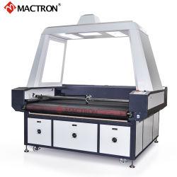 布の衣料産業のための1610年のレーザーの打抜き機レーザーのカッター