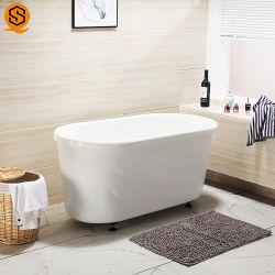 Trempage écologique naturel unique Spa salle de bain baignoire ronde