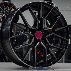 BMW용 플로우 폼 자동차 모델 5 * 120 알로이 휠 림