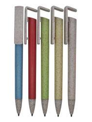사무용품을%s 전화 홀더를 가진 기능 볼펜을 재생하십시오