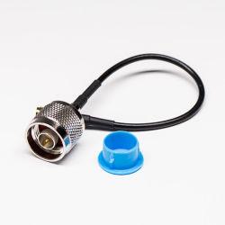 Шумоизоляционную накладку щитка передка SMA женщин для обжатия N вилочной части разъема Rg174 кабель в сборе