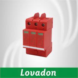 Signal de gros de la foudre de 380V 4P Modular protecteur contre les surtensions pour armoire de distribution