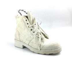 Laarzen van uitstekende kwaliteit van de Tennisschoenen van de Schoenen van de Mensen van het Canvas de Hogere Rubber Enige