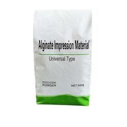 500 g de regulares y rápidos ajustes disponibles materiales de impresión de alginato Dental Creación de modelos