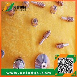 Kupfer des Tellur-C14500 für Schweißens-Plasma-Düsen-Rohstoff