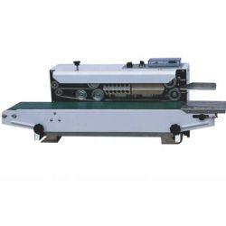 DJ-900W en continu l'étanchéité avec du ruban encreur Bande d'imprimante d'étanchéité machine de conditionnement d'emballage