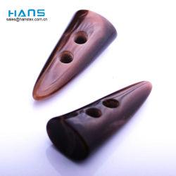 Tasto di corno d'imitazione del bue della resina operata di Hans