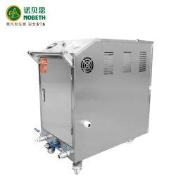 고압 건조한 전기 연료 18kw 증기 세차 기계 직업적인 증기 세차 Facory