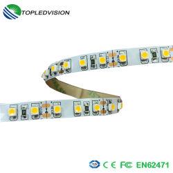 방수 SMD3528 120LED 9.6W Flex LED 스트립으로 장식용 조명