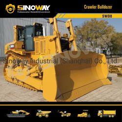 Kleine Engineering bulldozers met rupsbanden Constructie Mini Wheel bulldozers Prijs
