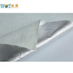 Wärmeisolierung Keramische Faserstoffe mit Aluminiumfolie Beschichtet