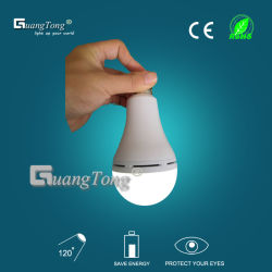 5W7w9w rechargeable d'éclairage LED E27B22 la lumière de l'ampoule d'urgence