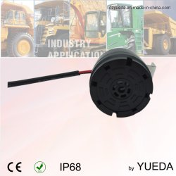 يصمّم [12-24ف] [102دب] [إيب68] مستديرة صغيرة مرتفعة نسخة احتياطيّة سيّارة إنذار