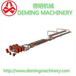 Machine van het Schuim van de Apparatuur van de Productie van de Matras van Pu de Schuimende met de Dubbele Transportband van het Blok van het Dek