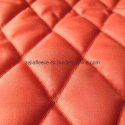 Chiffon de 2 capas de satén o bolsas de tela para bordados Quilting, Colchón, el relleno, el invierno Ropa, zapatos