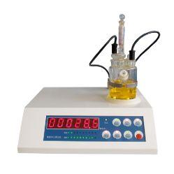 Culombimétricos Karl Fischer el contenido de agua aceite diesel Laboratorio instrumentos Tp-6A