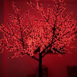 Cherry Tree Décoration de Noël de lumière LED de vacances