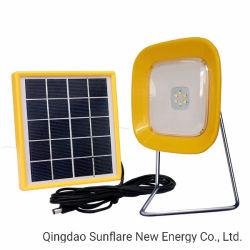 LED 3 W/USB Chargeur Mobile Lanterne solaire portable LED/lampe/lumière
