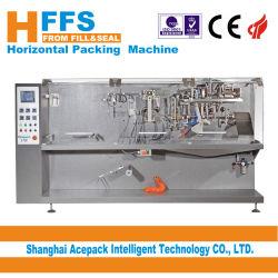 Sac de poudre de remplissage automatique machine de conditionnement pour le café de sucre de lait Sel Epices l'emballage