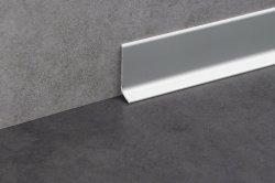 Muestra gratuita de la placa base de la pared interior de aluminio bordeando