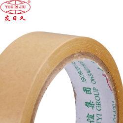 Producto caliente engomado cinta de embalaje de papel kraft para sellado de cajas de cartón
