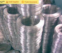 0.8~4.2mm fil faible en carbone du fil de fer galvanisé/fil galvanisé/Gl attacher le fil