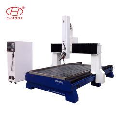 4 Axis CNC ستون آلة للغرانيت