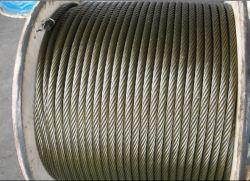 Corda d'acciaio del filo di acciaio del cavo di buona alta qualità di prezzi 2020