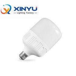 LED ハイパワーライト T 形ランプライト E27 ベース CE RoHS 対応 20W 30W 40W 50W LED 電球ランプ 承認済み