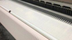 Roupa de cama OEM 100% algodão White Hotel 600tc Satin Pathen Tecido: 280 cm de largura