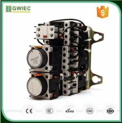 LC3シリーズGwiec自動9A 220V AC星デルタの磁気始動機