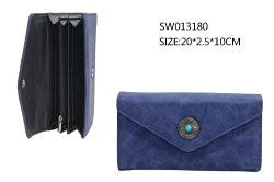 Raccoglitore di cuoio di modo della parte superiore di alta qualità dell'unità di elaborazione della borsa delle donne