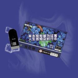 도매 Vape E Liquid atomizer Electronic 담배 연기 오일 2mL 포드에서 3% 니코틴 함량