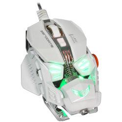 La programmation Wired 2500dpi Souris de jeu pour ordinateur de poche mécanique concurrentiel