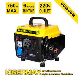 Kigermax 650W кг950 2-тактный мини-Бензиновый генератор