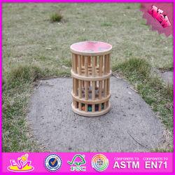 2016 Bebé mayorista juguete de madera, juego de moda niños juguete de madera juego de niños, divertido juego de juguete de madera W01A161.
