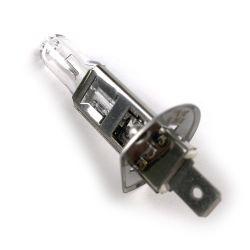 لمبات الهالوجين H1 المصباح الأمامي للسيارة البيضاء الفائقة H1 12 فولت/24 فولت 55 واط/130 واط