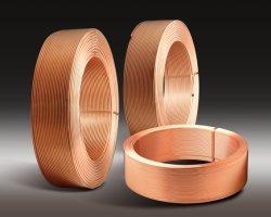 Saída de fábrica venda por nível de cobre da bobina da ferida para refrigeração e ar condicionado