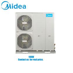 Midea Luft-Quellwärmepumpen-Warmwasserbereiter des M-Thermischer Riss-im Freien Geräten-R32 für Bürohaus