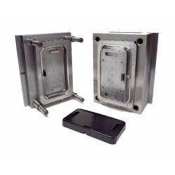 Gabinete de OEM de moldeo por inyección de plástico de policarbonato PC Moldes de inyección de plástico personalizada