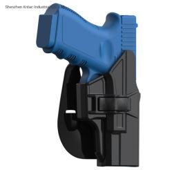 경찰은 Glock19를 위한 권총휴대 주머니를 총으로 쏜다