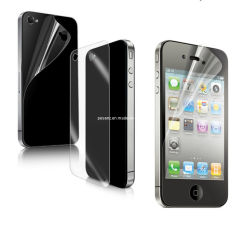 Heißer Verkauf! 0.3mmn LCD Bildschirm-Schoner für iPhone 5s