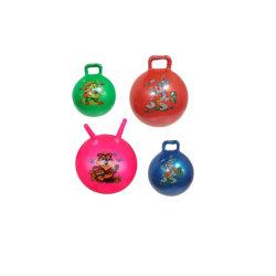 Directamente da fábrica de PVC inflável coloridos Hopper Jumping ginásio da esfera esfera esfera de ioga para crianças